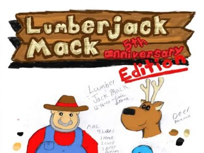 Lumberjack Mack